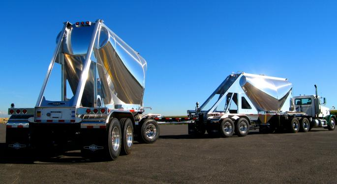 Wabash National To Sell Beall Brand Tankers To MAC Trailers