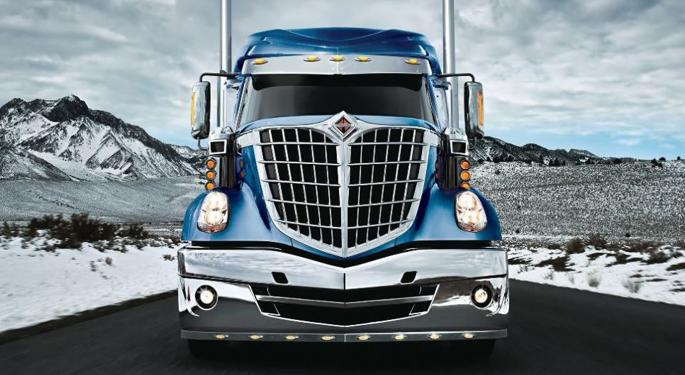 Navistar Opening Books To TRATON In Takeover Bid
