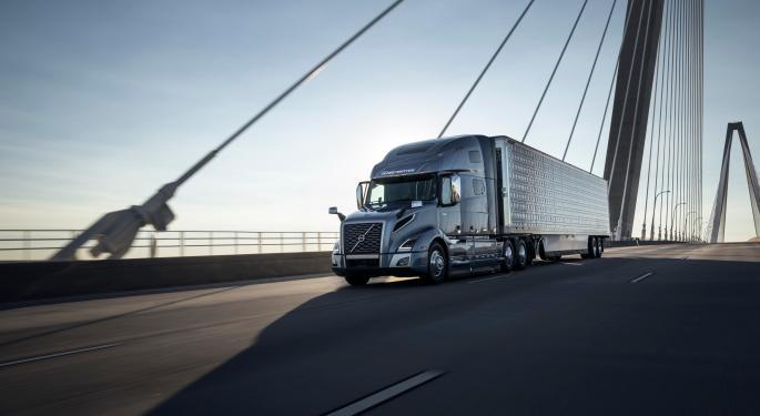 Volvo Recalls 7,328 Trucks For Parking Brake Issue