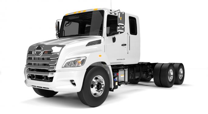 Hino Motors Halts North American Production Until Late 2021