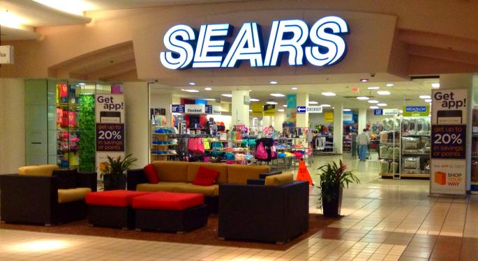 Sears Surges 40% Amid Cost-Cutting Initiatives, Updated Guidance