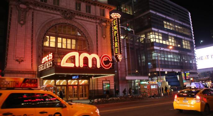 What's Going On With AMC Entertainment's Stock Today?