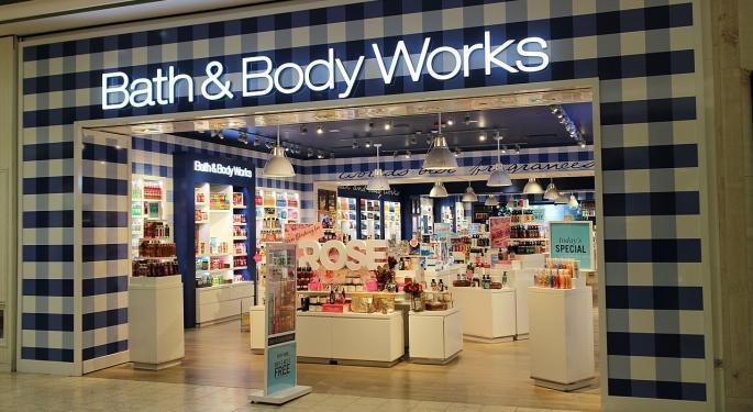 MKM Acknowledges Being Late To The L Brands Party, Upgrades Stock