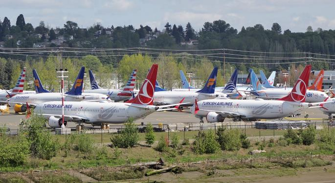 Boeing Names New CEO As 737 Max Struggles Continue, Says Change Necessary To Restore Confidence