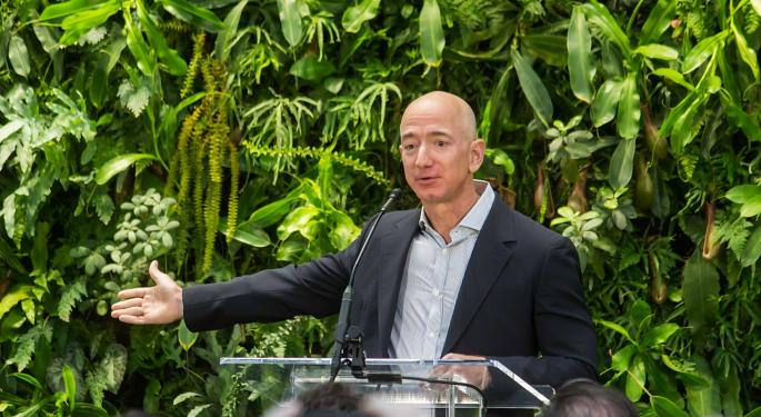 Bezos In Divorce Court: What's Known So Far