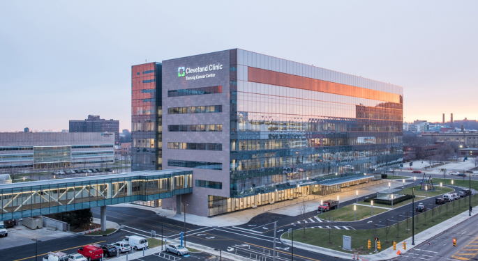 Anixa Bioscience's Deal With Cleveland Clinic Sends Shares Higher
