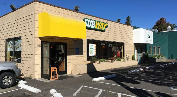 Subway: Where Bread Isn't Really Bread?