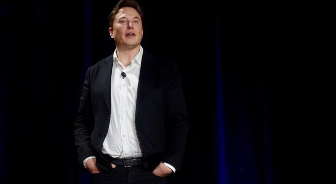 Elon Musk's Big Day: Trump Compares CEO To Thomas Edison As Tesla's Stock Sets Milestone