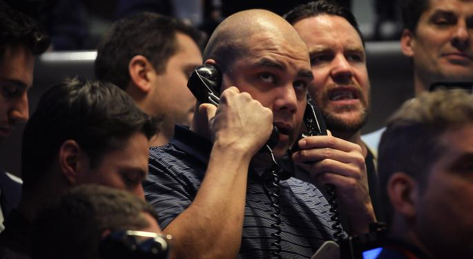 Dow's Losing Streak Now Stands At 6 Days, S&P 500 And Nasdaq Slightly Positive