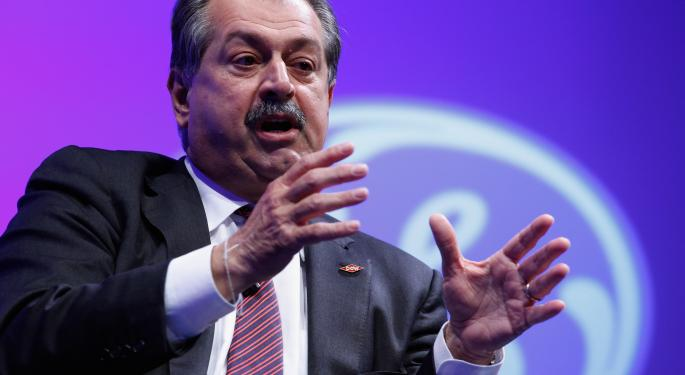 Dow Chemical's Andrew Liveris Explains Exiting Commodity Chemicals