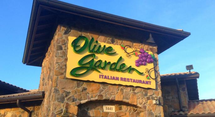 Sell-Side Analysts React To Olive Garden Parent Company's Earnings Beat