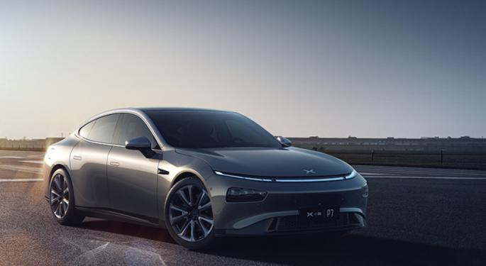 Why BofA Is Bullish On Chinese EV Manufacturer Xpeng