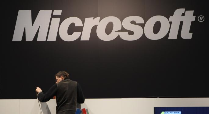 Microsoft, Best Buy And Other Stocks For Rising Interest Rates