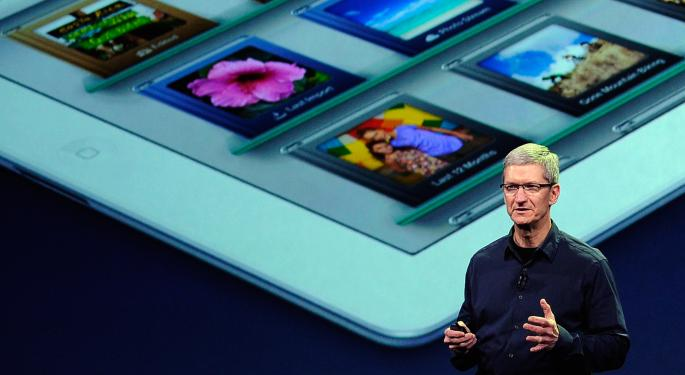 SLIDESHOW: iWatch Supplier, iPad Event And More From The Third Week Of October