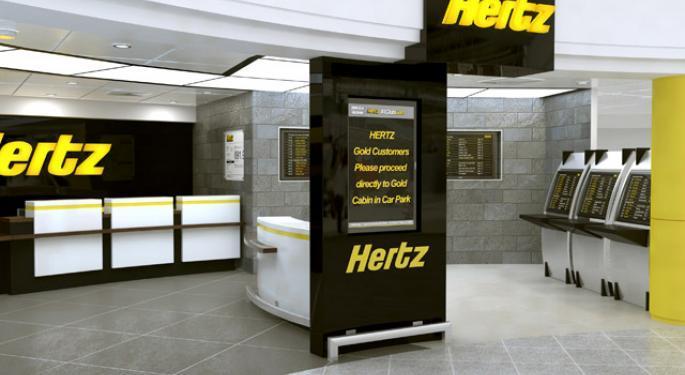 PreMarket Prep Stock Of The Day: Hertz
