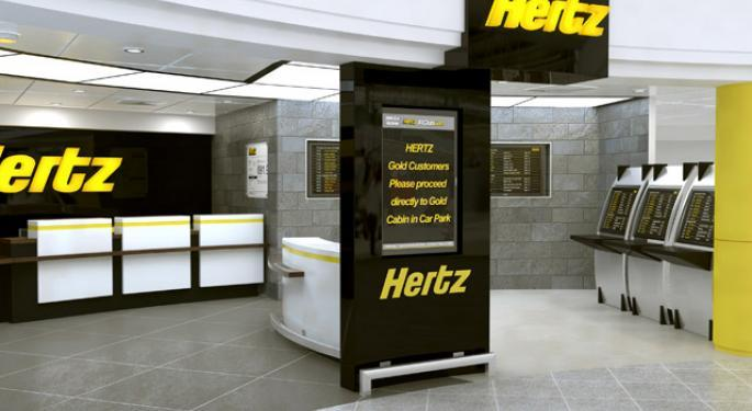 Why Bankrupt Hertz Is A 'Short Squeeze Poster Child' Ahead Of Bizarre Equity Offering