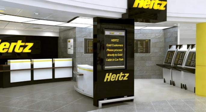 Hertz Q1 Earnings Beat Drives Shares Higher