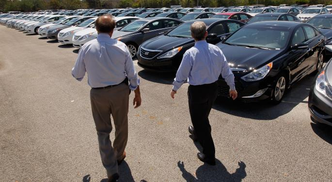 U.S. Auto Sales: Who Gained, Who Lost?
