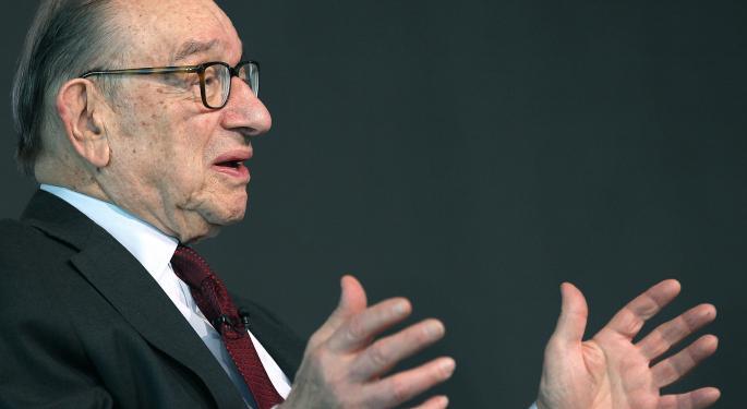 Alan Greenspan Sees Skills Gap, Not Low Demand In Jobs Market