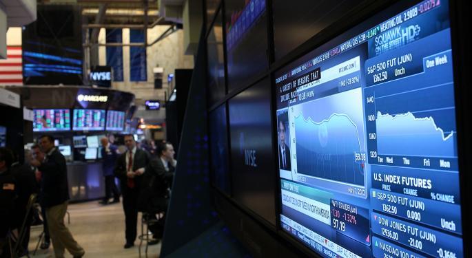 Bulls Take A Break As Dow's Winning Streak Ends At 7 Days