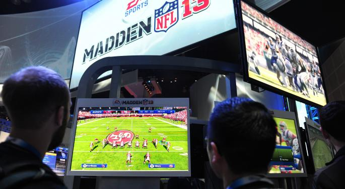 'Madden NFL 25' Off To a Slow Start, But Investors Shouldn't Be Alarmed EA
