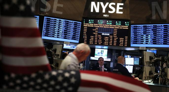 Market Wrap For June 18: Markets Rally On Fed Comments And Tapering
