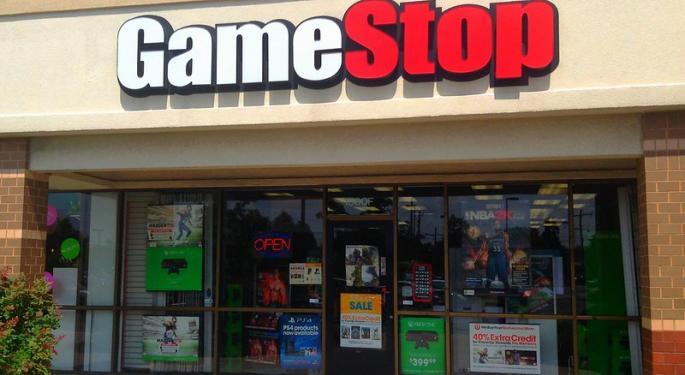 ¿Por qué GameStop cotiza hoy a la baja?