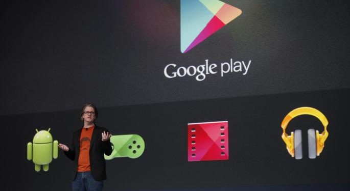 Nvidia Shield Can Now Download Games on Google Play Store