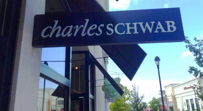 Schwab Doubles Commission-Free ETF Lineup To Over 500