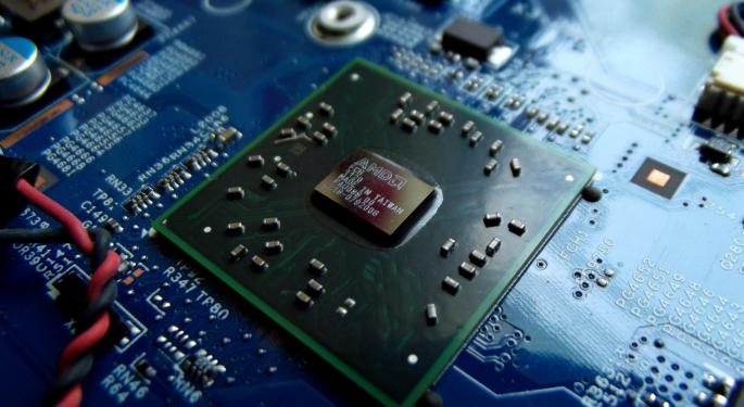 Hello, Mr. Chips: A Look At AMD's Wild Year