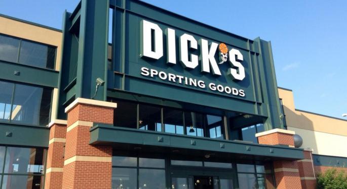 Dick's Sporting Goods-Cabela's Merger 'Makes Sense,' Telsey Analyst Says