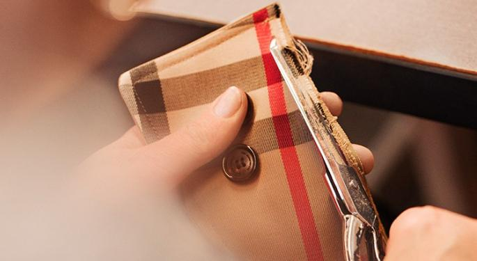 Burberry Moves For A Comeback Amid A Renaissance In Luxury Brands