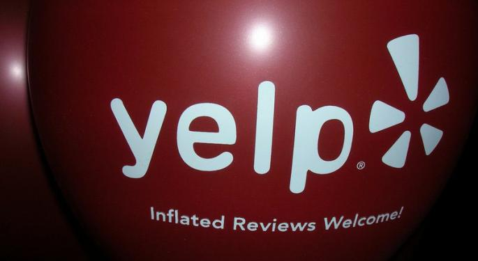 Analysts React To Yelp's Q3 Sales Miss, Guidance: Execution Missteps, Anemic Growth