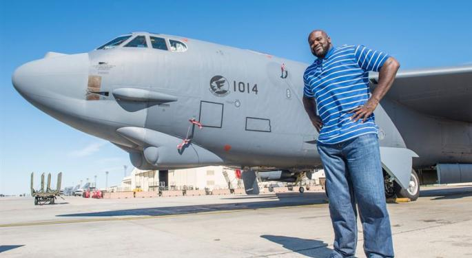 How Shaquille O'Neal Negotiates, Picks His Portfolio