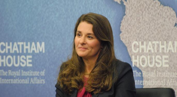 5 Things You Might Not About Melinda Gates