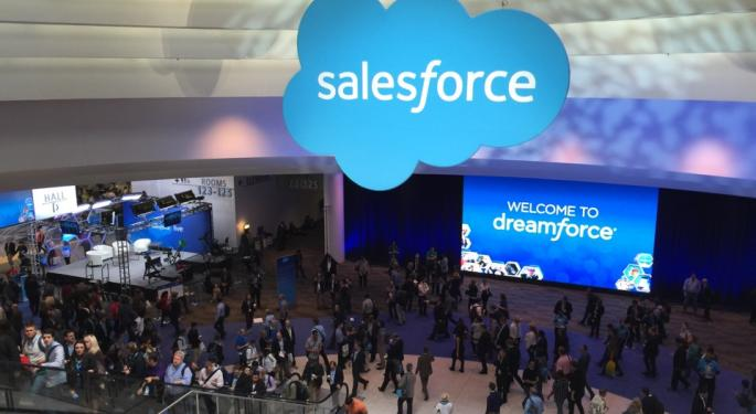 Salesforce Now Firmly On The Path To $20 Billion In Sales