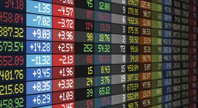 Gannett Jumps On Upbeat Earnings; IBM Shares Slide