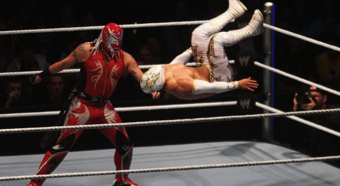 Is World Wrestling Entertainment About to Get Pinned?