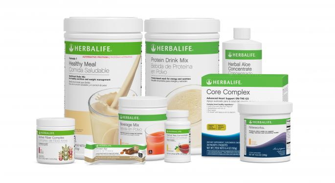 Herbalife Gains After Reporting Q4 Beat
