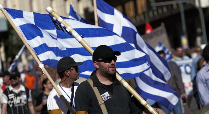 Greece Bailout Talks Grind To A Halt, Markets Reconsider Possible 'Grexit'
