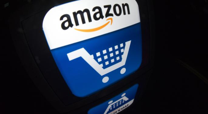 Amazon Has Made This Retail ETF's Year