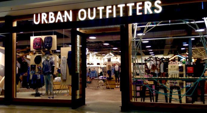 Urban Outfitters Reports Q1 Earnings Miss, Sales Decline 28%