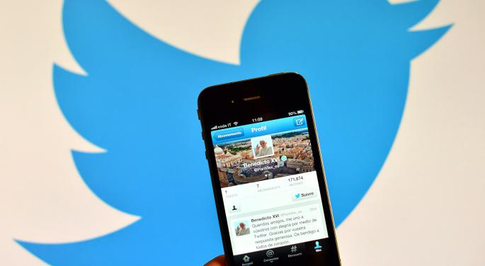 Twitter Investors Brush Off First-Ever Drop In U.S. Users