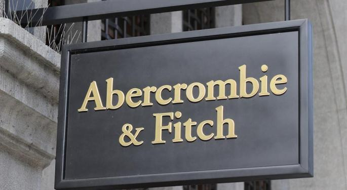 Pete Najarian Highlights Unusual Activity In Abercrombie & Fitch And Vale