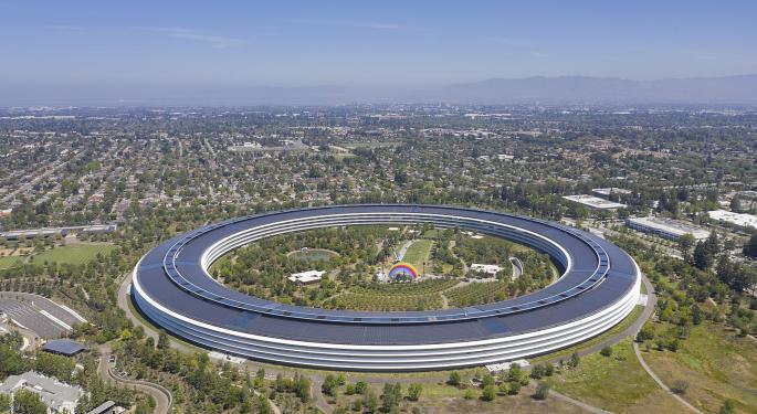 Stock Wars: Apple Vs. Microsoft
