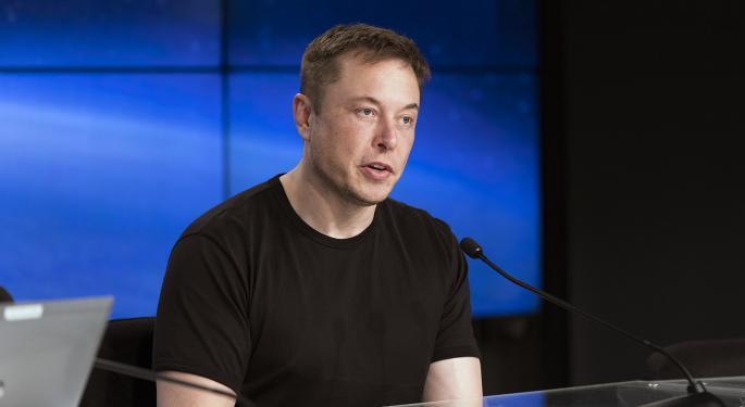 Here's What Warren Buffett Thinks About Tesla And Elon Musk