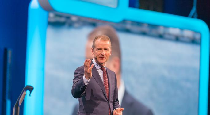 """Cumbre del G7, """"decepcionante"""" para el CEO de Volkswagen"""