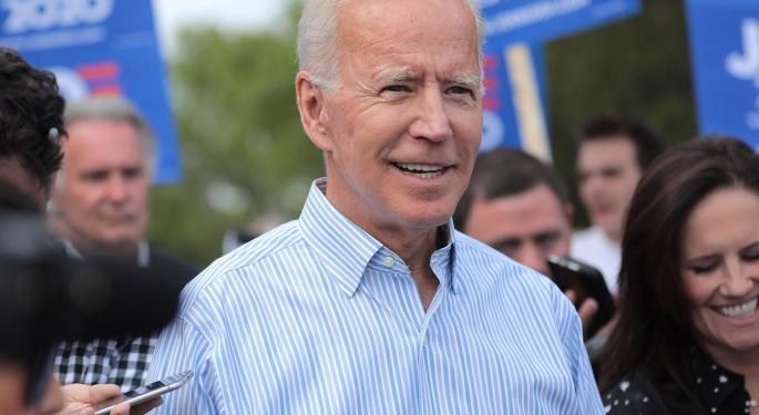 Biden Secures Michigan, Three Other States In Democratic Race; Sanders Leads North Dakota, Washington