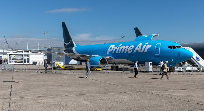 Aircraft Prices, E-Commerce Conditions Are Ripe For Amazon Air, Says Bullish BofA