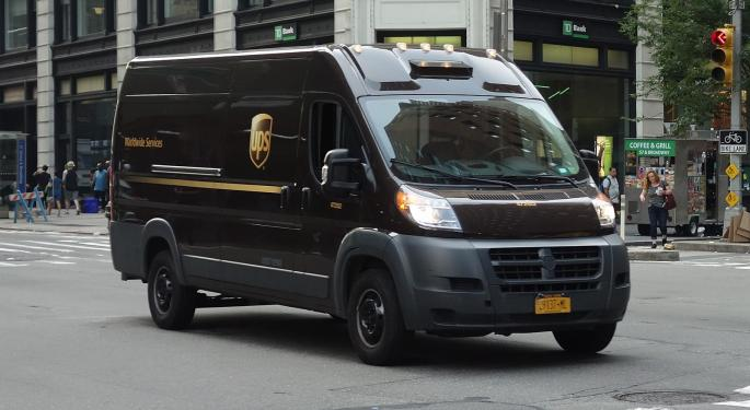 'Steady Stream' Of Positive News Expected From UPS, KeyBanc Says In Upgrade